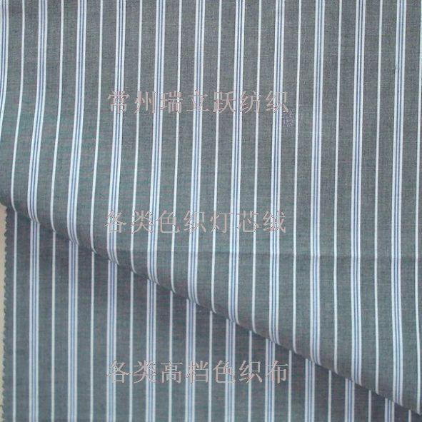什么是色织布