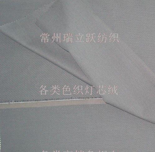 色织布的几个特点